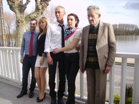 Familia de Lauranne