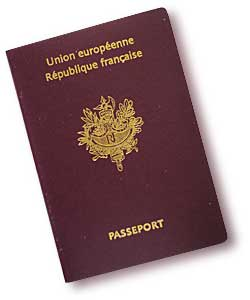 Pasaporte Frances